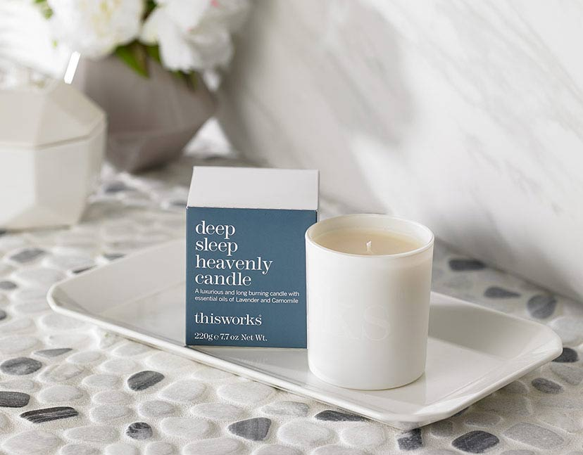 This Works Deep Sleep Candle